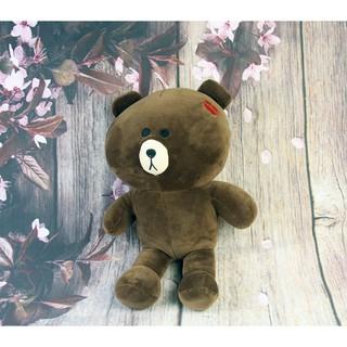 Quà Sinh Nhật Gấu Bông Oenp.ess Brown Nâu Đáng Yêu Cao 60 Cm Cho Bé DAN2869