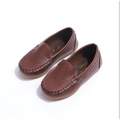 Giày lười cho bé trai