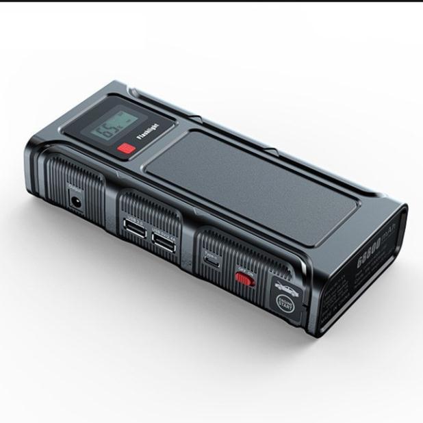 Bộ Kích Nổ Ô Tô KHẨN CẤP Đa Năng tích hợp Pin Sạc Dự Phòng và Đèn Pin BLY-BT8 dùng cho HẦU HẾT các dòng xe hơi