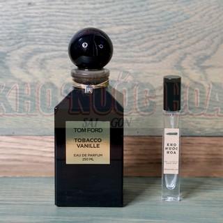 Nước hoa dùng thử Tom Ford Tobacco Vanille AlexMy thumbnail