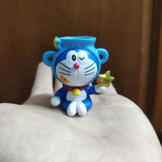 [BỘ 12 EM] COMBO nhân vật Doraemon cung hoàng đạo ĐÔ RÊ MON mô hình để bánh sinh nhật gato...