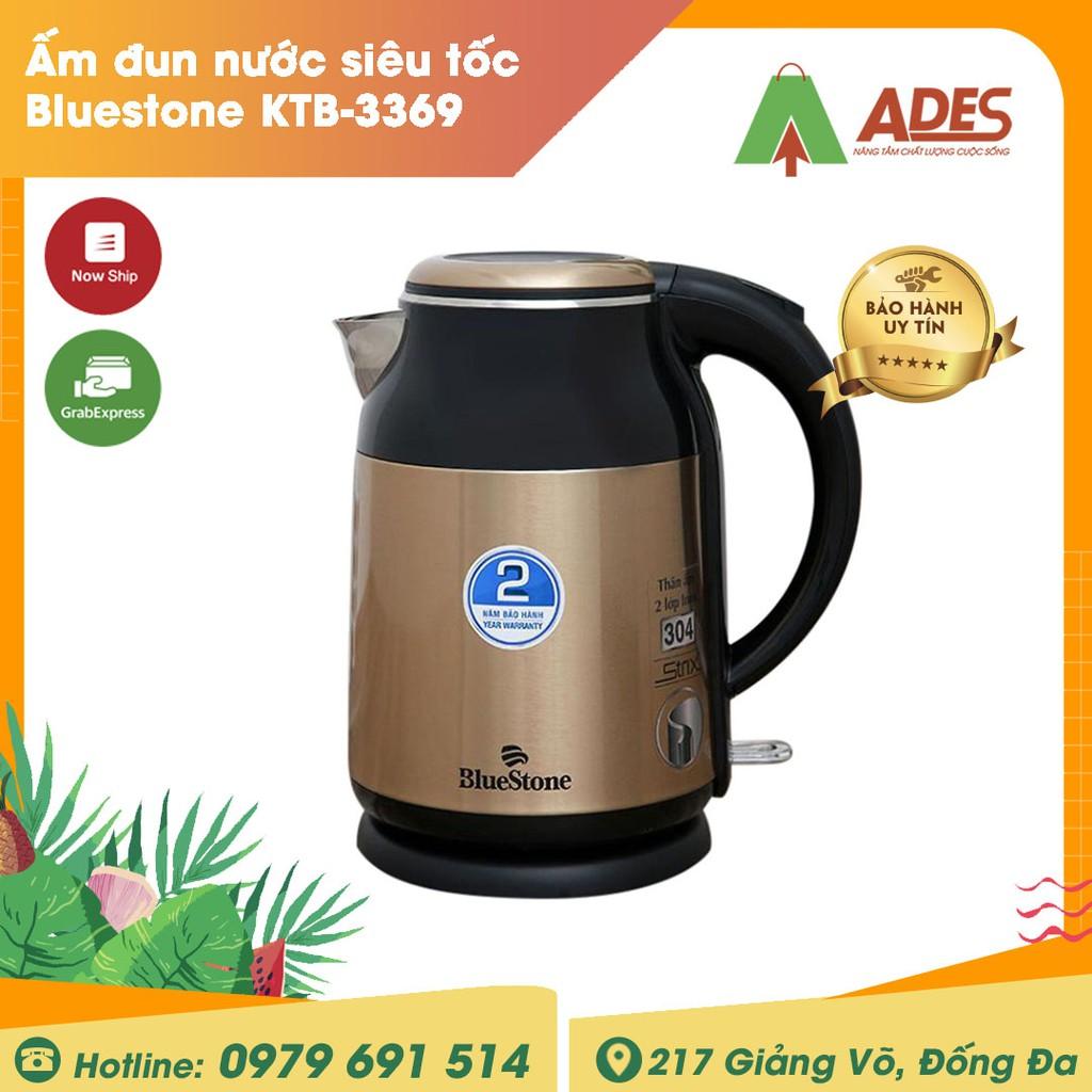 Ấm đun nước siêu tốc Bluestone KTB-3369   Chính Hãng, Giá Rẻ