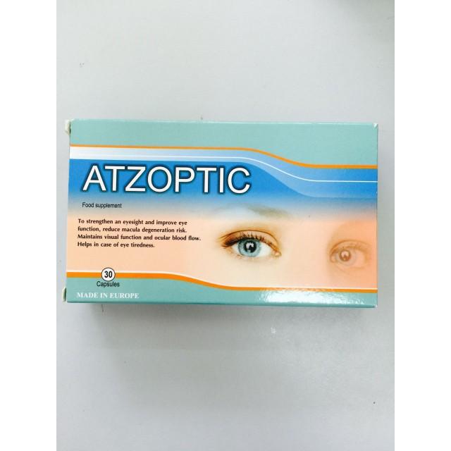 Atzoptic - Thuốc bổ mắt, tăng cường thị lực - 2618184 , 369036962 , 322_369036962 , 310000 , Atzoptic-Thuoc-bo-mat-tang-cuong-thi-luc-322_369036962 , shopee.vn , Atzoptic - Thuốc bổ mắt, tăng cường thị lực