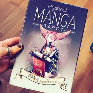 Bài Mystical Manga Tarot (Guu Tarot Shop) thumbnail