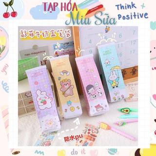 Túi đựng bút hình bịch sữa xinh xinh yêu yêu - MiuSua thumbnail