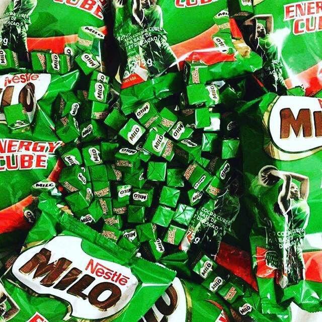Kẹo MiLo Gói 100 Viên Thức Ăn Dinh Dưỡng