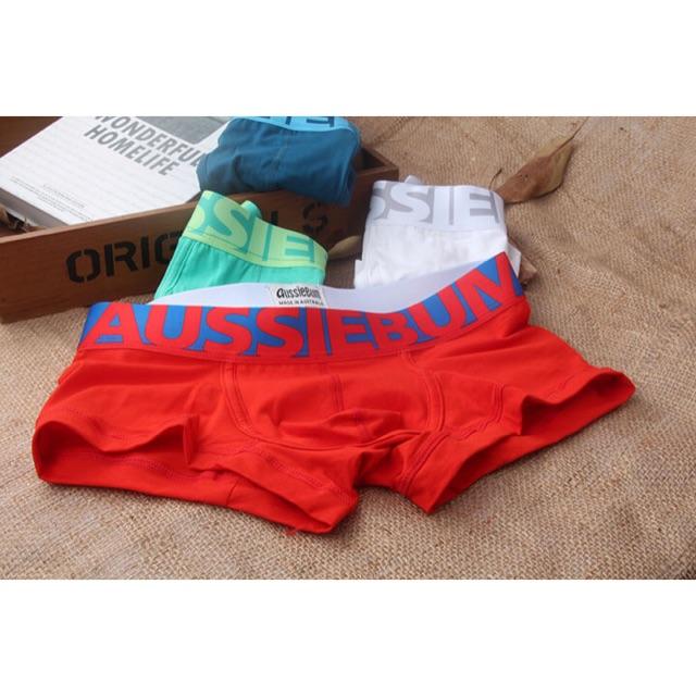 Quần boxer nam Aussiebum nhập khẩu