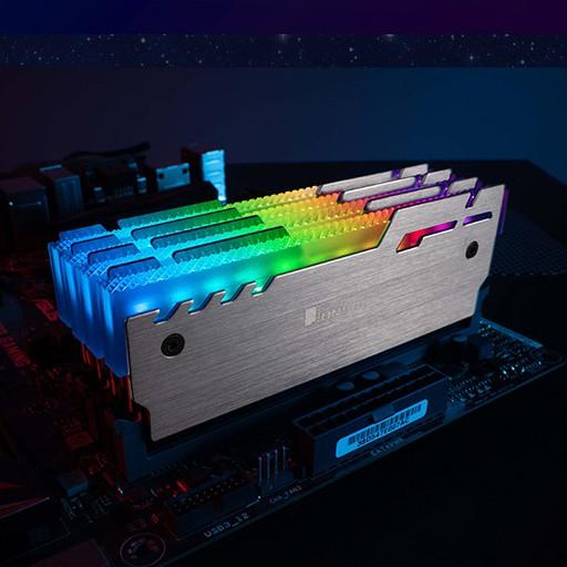 Tản Nhiệt Ram RGB Jonsbo NC-3 Nhôm Nguyên Miếng CNC Rất Mát Và Chắc Chắn Giá chỉ 190.000₫