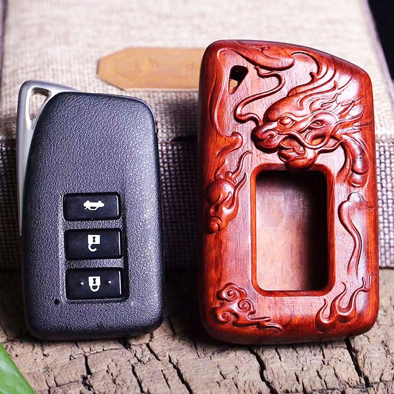 Suitable for Lexus Key Pack Rosewood Key Shell Redwood Key S