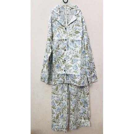 Mặc gì đẹp: Ngủ ngon với Pizama xuất hàn kate chất 100% cotton lụa mềm mịn nam nữ