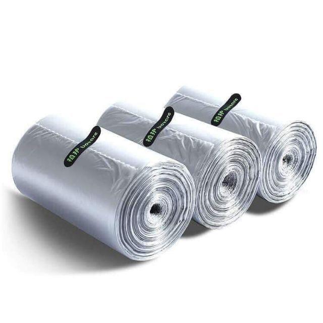 Cuộn túi đựng rác tự phân hủy sinh học | Cuộn túi rác sinh học 110 chiếc