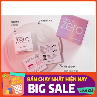 Sáp Tẩy Trang Banila Co. Clean It Zero Cleansing Balm Original mini thumbnail