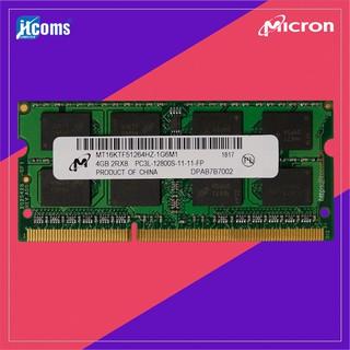 Ram Laptop 4GB DDR3L 1600Mhz Micron New Chính Hãng - ITCOMS thumbnail