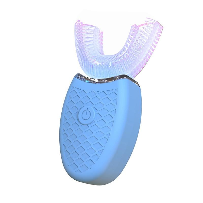 Bàn chải đánh răng hình chữ U dùng cho người lớn (Sonic Electric Tooth Brush) Dễ Dàng Chải sạch 360 độ