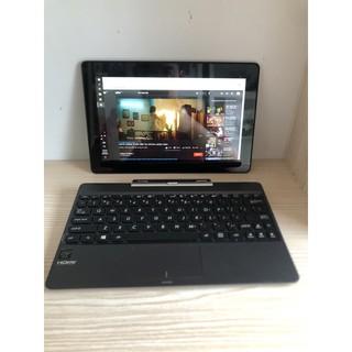 Laptop 2 Trong 1 ASUS Transformer Book T100TA – Màn Hình Cảm Ứng, Bàn Phím Rời, HDMI, Win 8.1