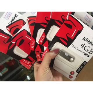 USB Kingston 4GB(hãng chính hãng, chống nước, chống va đập)
