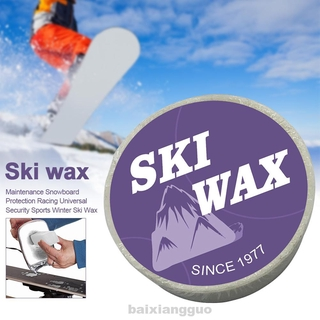 Snowboard Protection Maintenance Racing Winter Guard Universal Ski Wax