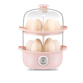 Máy hấp trứng đa năng 2 tầng Lotor – ZDQ01