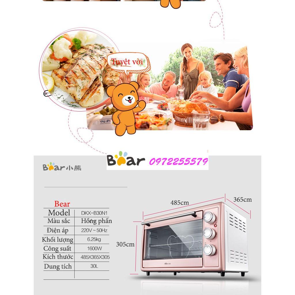 lò nướng Bear 30l