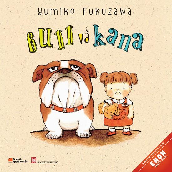 Sách - Ehon Nhật Bản - Bull Và Kana