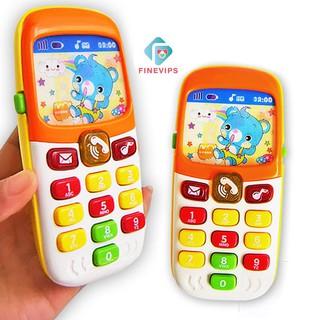 [ HÀNG có sẵn ] Đồ chơi điện thoại di động có nhạc cho bé