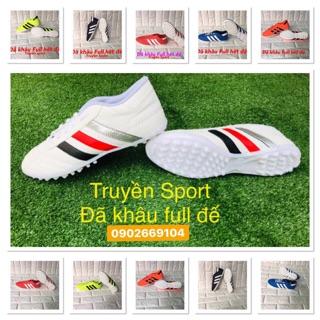 Giày đá banh,giày đá bóng thể thao sân cỏ nhân tạo,đã khâu đế