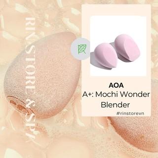 [AUTH - BILL MỸ] Mút trang điểm tán nền AOA Mochi Wonder Blender thumbnail