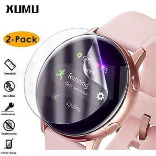 Bộ 2 Miếng Dán Cường Lực 3d Bảo Vệ Màn Hình Cho Samsung Galaxy Watch Active 1 2