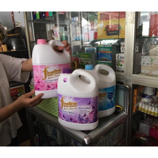 Nước giặt Thái Lan Fineline - 3000ML