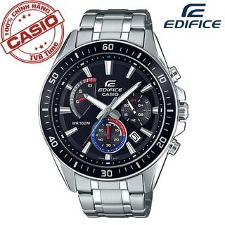 Đồng hồ nam dây kim loại Casio Edifice chính hãng Anh Khuê EFR-552D-1A3VUDF (47mm)