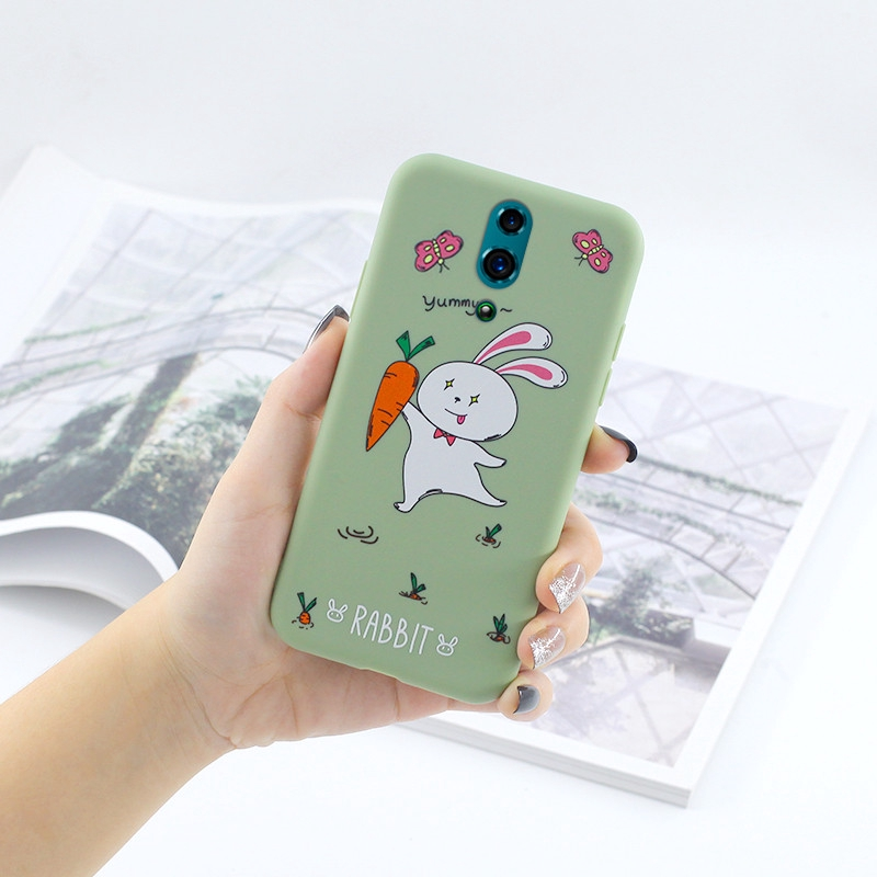 OPPO A7X A37 Renzo Z K1 R15X K3 A9 A9X Tpu soft cute cartoon case phone full cover cell productor casing