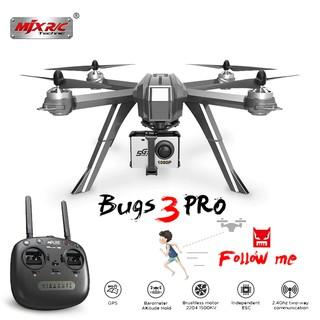 Máy Bay MJX Bugs 3 Pro Phiên Bản 2 – GPS, Đã Gồm Camera C6000 1080P