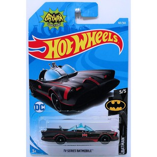 Xe mô hình Hot Wheels Classic TV Series Batmobile FJX34