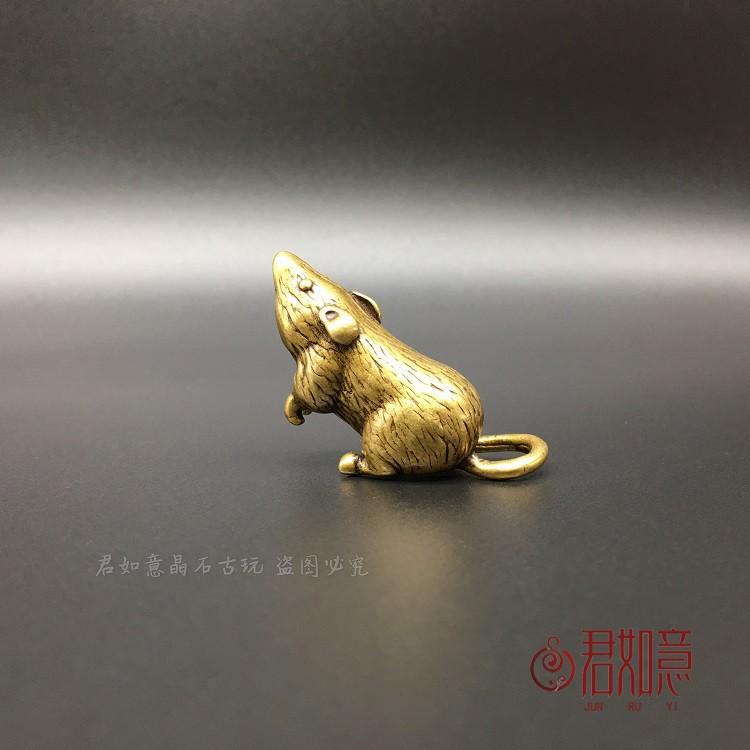 con chuột đồng trang trí - 21905349 , 5914070507 , 322_5914070507 , 325900 , con-chuot-dong-trang-tri-322_5914070507 , shopee.vn , con chuột đồng trang trí