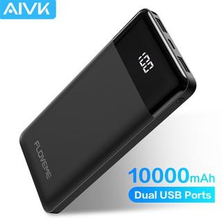 △Sạc dự phòng Aivk Remax có màn hình led dung lượng 10000MAH cao cấp