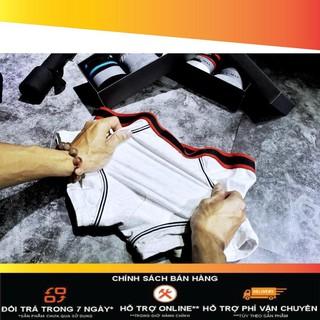 [ Hàng Chất ] QLD001 Quần lót nam boxer dáng đùi cao cấp (1 hộp 3 cái) – Quần sịp nam cao cấp hàng VNXK