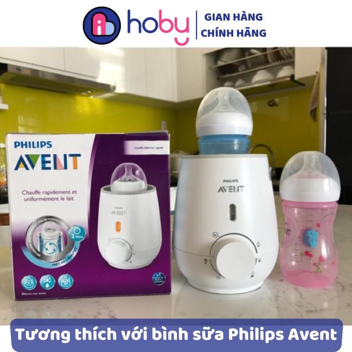 Máy hâm sữa Philips Avent 3 in 1, hâm nhanh trong 3 phút - Hàng chính hãng, có giấy bảo hành hãng 12 tháng