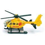 Đồ chơi mô hình xe BLISTER 08 - Trực thăng cứu thương SIKU 856