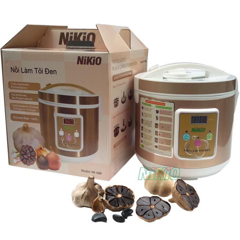 Máy làm tỏi đen Nikio NK-688 90W 5L - 3411933 , 1280272593 , 322_1280272593 , 2490000 , May-lam-toi-den-Nikio-NK-688-90W-5L-322_1280272593 , shopee.vn , Máy làm tỏi đen Nikio NK-688 90W 5L