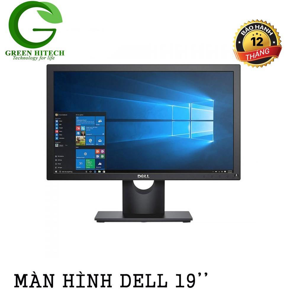 Màn Hình Dell E1916H (1366×768/TN/60Hz/5ms)