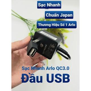 Sạc Nhanh Arlo QC3.0 Cổng USB DIY Netgear 5V2A, Sạc Nhanh 5V2A Cổng USB thumbnail