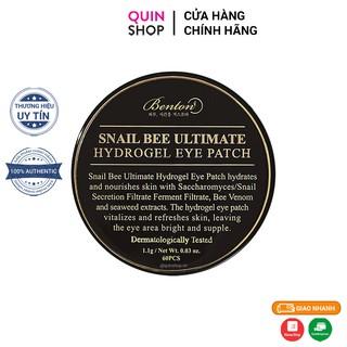 Miếng Dán Giảm Thâm Mắt Benton Snail Bee Ultimate Hydrogel Eye Patch thumbnail