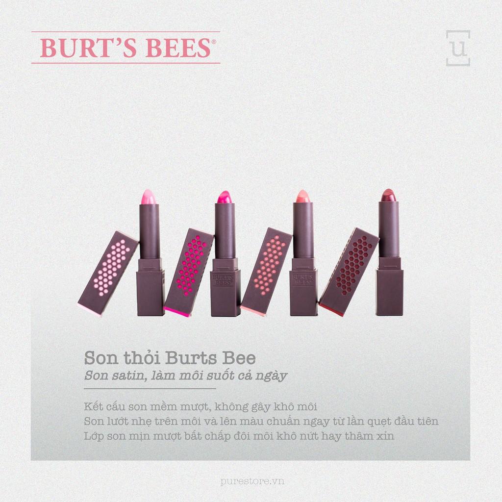 Son Thỏi Organic - Burts Bees