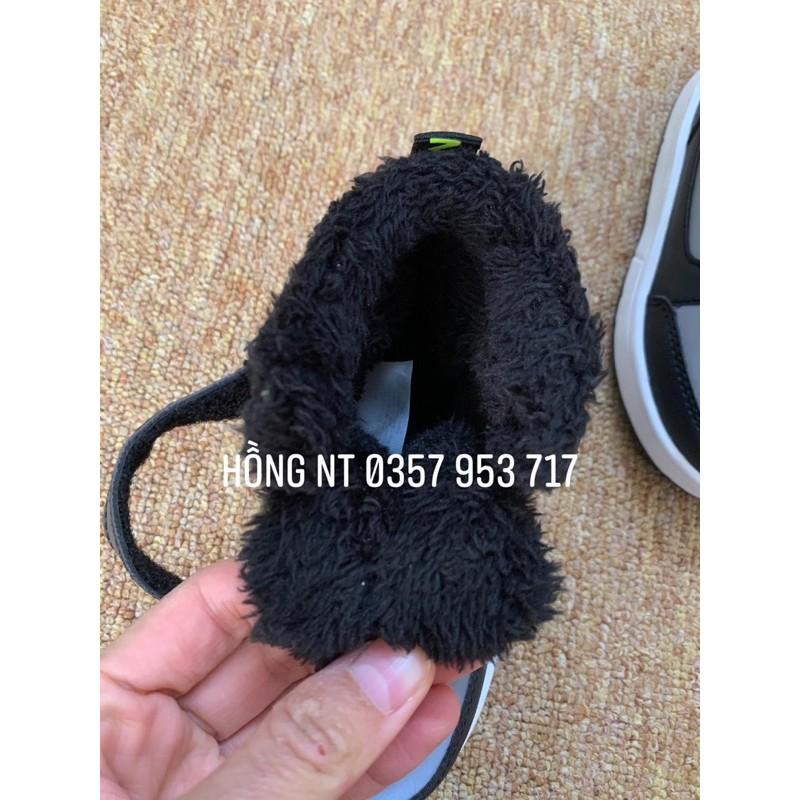 Giày lót lông dư xịn 24-39