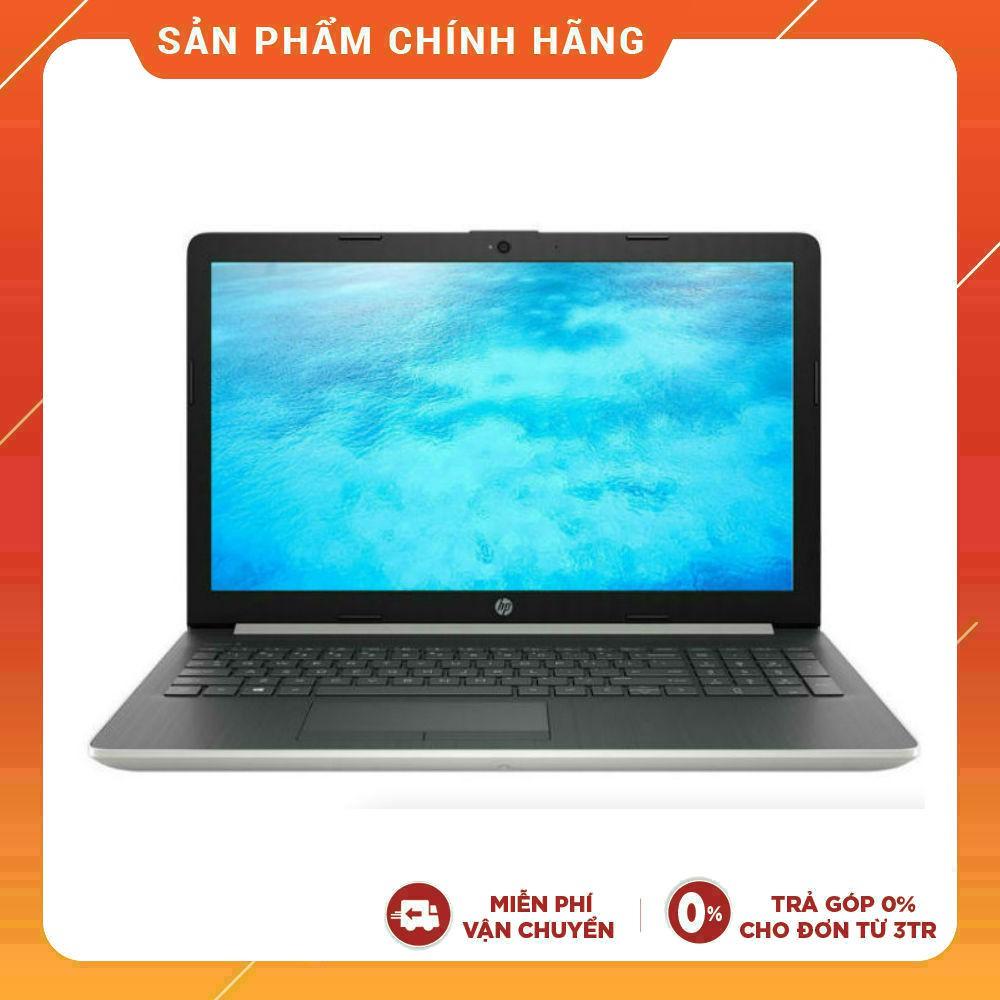 Laptop chính hãng Hp 15.6 Inch 15-da0050TU 4ME67PA i3-7020U (Bạc)