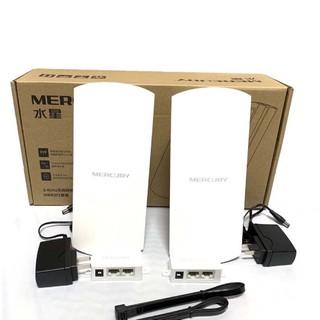 [RẺ VÔ ĐỊCH] Bộ thu phát không dây, thang máy, wifi ngoài trời tầm xa 1km – 5km – Mercury B2, MWB201, MWB205