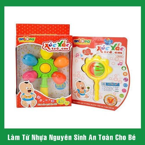 Combo 2 xúc xắc quả đu đủ và xúc xắc chùy (Hàng Việt Nam)