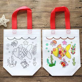 Túi vẽ túi tô màu cho bé 2