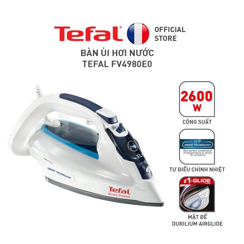 Bàn ủi hơi nước TEFAL FV4
