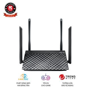 Router ASUS RT-AC1200 2 Băng Tần Kép 2.4GHz/5GHz